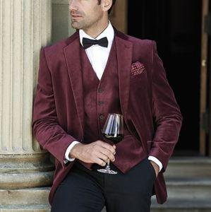 Samuel Windsor Velvet Jacket liked New 46 R